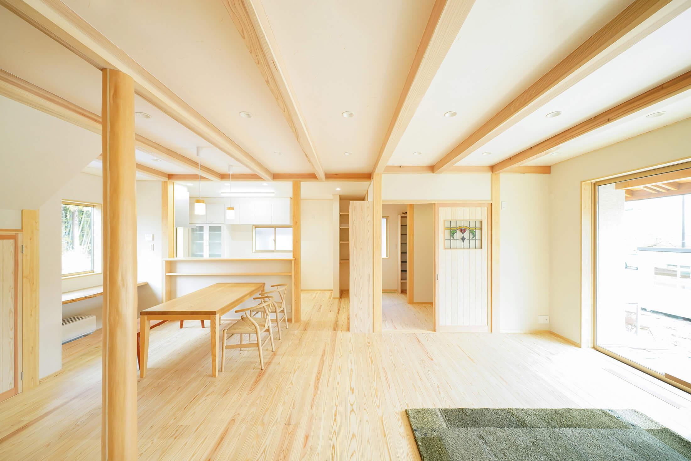 「住まいと空気」を考えた 深呼吸したくなる健やかな家。